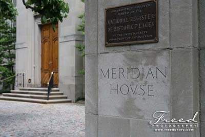 Meridian House - Ceremony Sites, Reception Sites - 1630 Crescent Place, NW, Washington, DC, United States