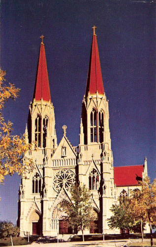 Cathedral Of Saint Helena - Ceremony Sites - 530 N Ewing St, Lewis and Clark County, MT, 59601