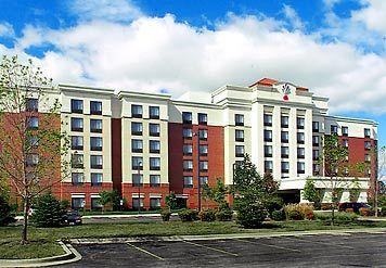 Springhill Suites - Hotels/Accommodations - 300 Marriott Dr, Lincolnshire, IL, United States