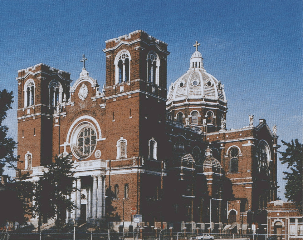 St Mary Of The Angels Church - Ceremony Sites - 1850 N Hermitage Ave, Chicago, IL, United States