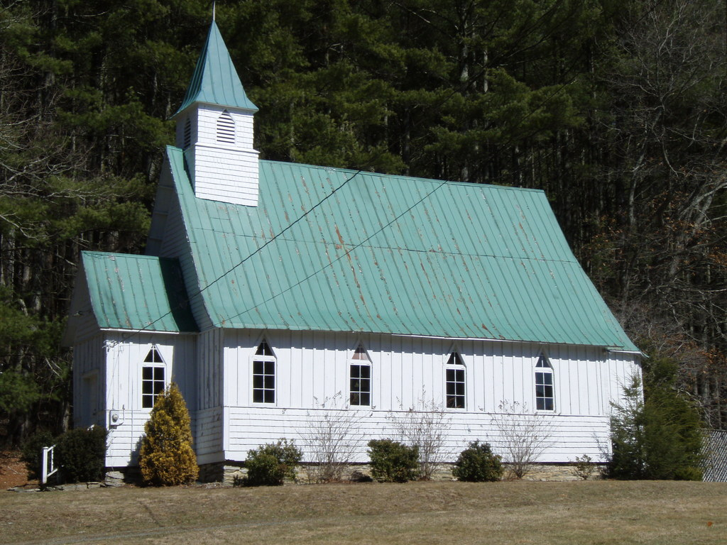 St. Johns Episcopal Church - Ceremony Sites - Herb Thomas Rd, Watauga, NC, 28679, US