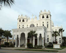 Sacred Heart Church - Ceremony - 1302 Broadway St, Galveston, TX, United States