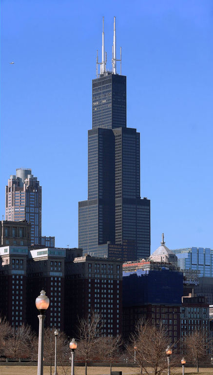 Sears Tower - Brunch/Lunch, Attractions/Entertainment, Reception Sites, Ceremony Sites - 233 S Wacker Dr, Chicago, IL, 60606, US