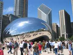 Millennium Park - Attractions - 352 E Monroe St, Chicago, IL, USA
