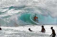 Sandy's Beach - Attraction - 8899 Kalanianaole Highway, Honolulu, Hawaii, United States