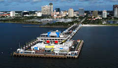 St Petersburg Pier - Entertainment - 800 2nd Ave Ne, St Petersburg, FL, United States