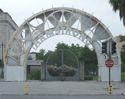 Louis Armstrong Park - Attractions/Entertainment, Ceremony Sites, Parks/Recreation - 701 N Rampart St, Orleans, LA, 70116, US