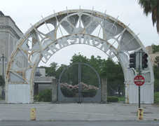Louis Armstrong Park - Attractions - 701 N Rampart St, Orleans, LA, 70116, US