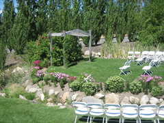 Beacon Hill Catering and Events - Ceremony - 4848 E. Wellesley Ave., Spokane, WA, 99217, USA