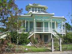 The Steamboat or Captain's Houses - Attractions - 400 Egania St, New Orleans, LA, US