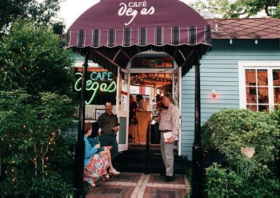 Cafe Degas - Restaurants - 3127 Esplanade Ave, New Orleans, LA, United States