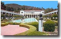 Getty Villa - Attractions/Entertainment - 17985 Pacific Coast Hwy, Malibu, CA, United States