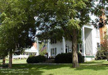 The Baird House Bed & Breakfast - Hotels/Accommodations - 1451 Watauga River Road, Valle Crucis, NC, United States