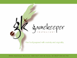 The gamekeeper - Caterer - 3005 Shulls Mill Rd, Boone, NC, United States
