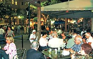 Atlantic Avenue, Delray Beach - Restaurants -