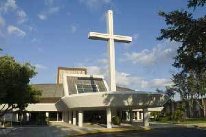 St Joan Of Arc Catholic Church - Ceremony Sites - 370 Southwest 3rd Street, Boca Raton, FL, United States