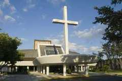 St Joan of Arc Catholic Church - Ceremony - 370 Southwest 3rd Street, Boca Raton, FL, United States