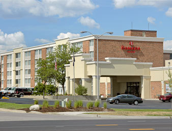 Ramada Plaza - Hotels/Accommodations, Reception Sites - 3333 28th St SE, Grand Rapids Charter Township, MI, 49546