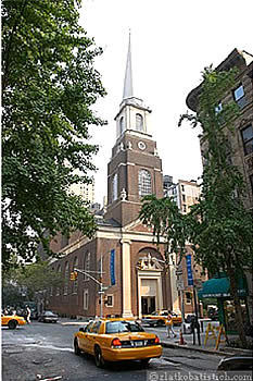 Unitarian Church Of All Souls - Ceremony Sites - 1157 Lexington Ave, New York, NY, 10075, US