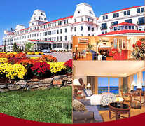 Wentworth by the Sea: Main Desk Hotel - Hotel - 588 Wentworth Rd, New Castle, NH, US