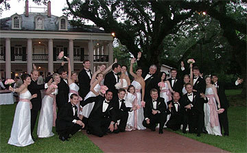 Oak Alley Plantation - Reception Sites -