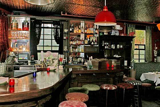 The Spotted Pig - Restaurants, Bars/Nightife - 314 W 11th St, New York County, NY, 10014