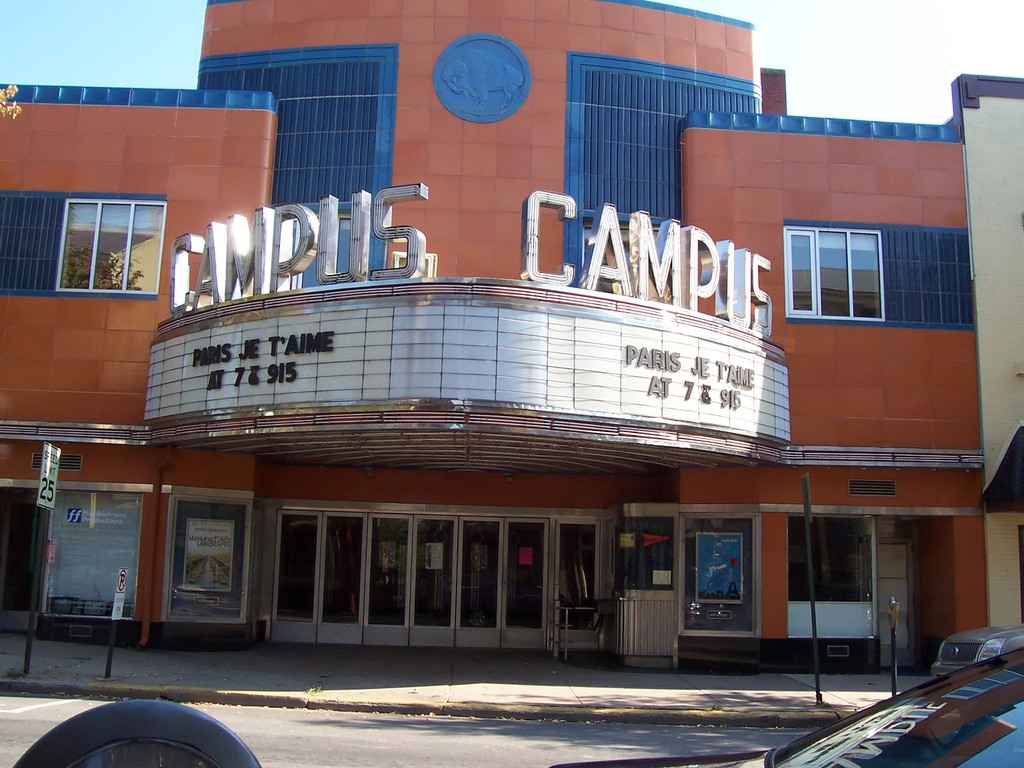 Campus Theatre - Ceremony Sites, Attractions/Entertainment - 419 Market Street, Lewisburg, PA, United States