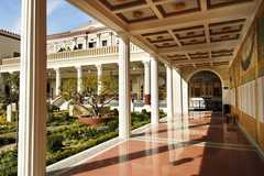 Getty Villa Malibu - Attraction - 17985 Pacific Coast Hwy, Pacific Palisades, CA, 90272, US