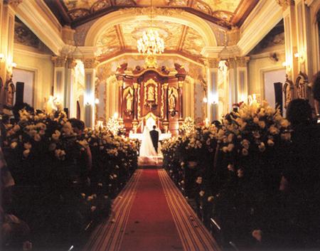 Capela Da Puc - Ceremony Sites - R. Monte Alegre, São Paulo, São Paulo, BR