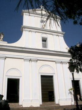 Cathedral Of San Juan Bautista - Ceremony Sites, Attractions/Entertainment, Parks/Recreation - 153 Calle de Cristo, San Juan, undefined, 00901, PR