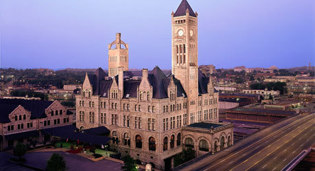 Union Station - Hotels/Accommodations, Reception Sites, Ceremony Sites - 1001 Broadway, Nashville, TN, United States