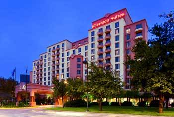 Sheraton Suites Market Center, Dallas - Hotels/Accommodations, Attractions/Entertainment - 2101 N Stemmons Fwy, Dallas, TX, 75207