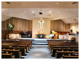 North Cross United Methodist Church - Ceremony Sites - 1321 Ne Vivion Rd, Kansas City, MO, United States
