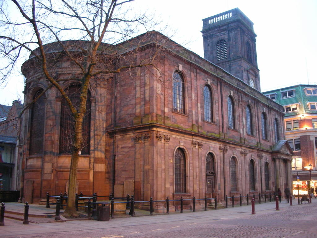 Ceremony - Ceremony Sites - St Ann St, Manchester, England, M2 7, GB