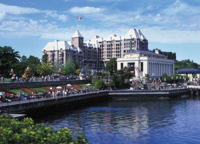 Hotel Grand Pacific - Hotels/Accommodations, Ceremony Sites, Reception Sites - 463 Belleville St, Victoria, BC, V8V 1X3