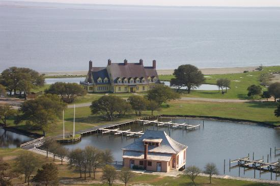 Whalehead Club - Ceremony Sites, Reception Sites - 1100 Club Rd, Corolla, NC, United States