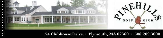 Pinehills Golf Club - Ceremony Sites, Reception Sites - 54 Clubhouse Dr, Plymouth, MA, 02360