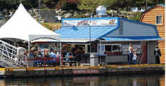 Barb's Place at Fisherman's Wharf - Restaurants - 21 Erie St, Victoria, BC, Canada