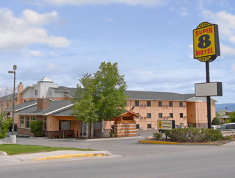 Super 8 Helena - Hotels/Accommodations - 2201 11th Avenue, Helena, MT, United States