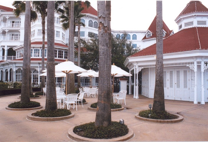 Disney's Grand Floridian Resort & Spa - Reception Sites, Ceremony Sites - 4401 Grand Floridian, 32830-8416, Lake Buena Vista