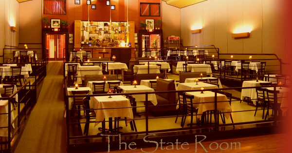The State Room - Reception Sites - 434 S 8th St, Quincy, IL, 62301, US