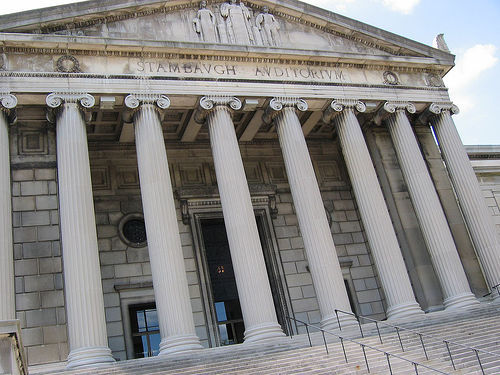 Stambaugh Auditorium - Reception Sites, Ceremony Sites - 1000 Fifth Avenue, Youngstown, OH, 44504-1603, United States