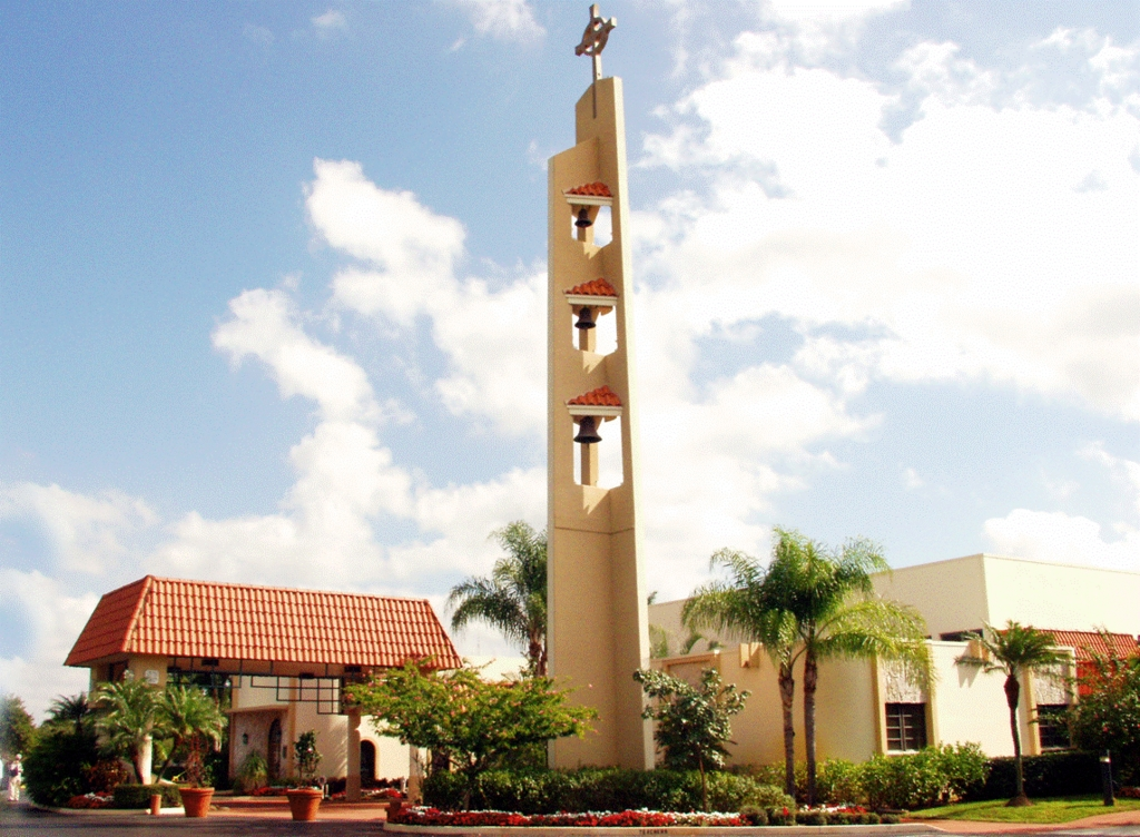 All Saints Catholic Church - Ceremony Sites - 10900 W Oakland Park Blvd, Fort Lauderdale, FL, 33351, US