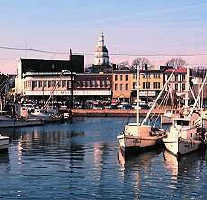 Main Street Annapolis - Attractions/Entertainment, Shopping - 129 Main St, Annapolis, MD, 21401