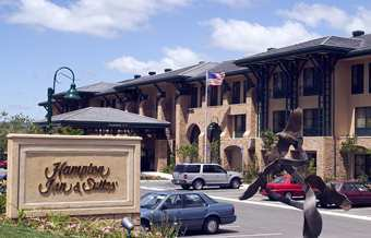 Hampton Inn & Suites - Hotels/Accommodations - 30255 Agoura Road, Agoura Hills, CA, United States