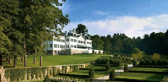 Edith Wharton Restoration-the Mount - Attractions/Entertainment, Ceremony Sites - 2 Plunkett Street, Lenox, MA, United States