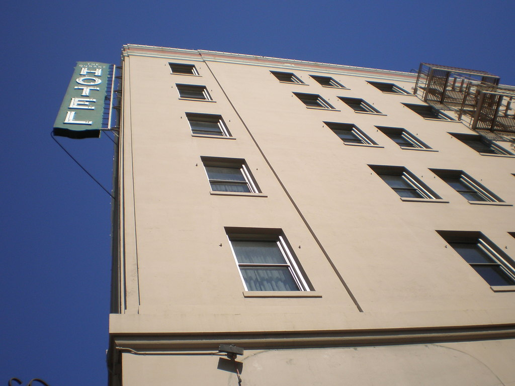 Hotel Durant - Hotels/Accommodations - 2600 Durant Ave, Berkeley, CA, United States
