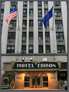 The Hotel Edison - Hotel - 228 W 47th Street, New York, NY, United States