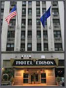 The Hotel Edison - Hotel - 228 W 47th Street, New York, NY, United States