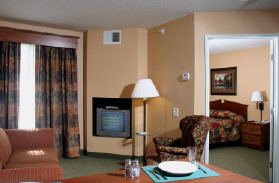 Grandstay Residential Suites - Hotels/Accommodations - 213 6th Avenue South, St Cloud, MN, 56301